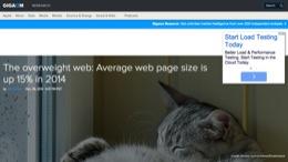 average website size