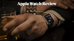 float-right The Verge's review of the Apple Watch... Oh no...