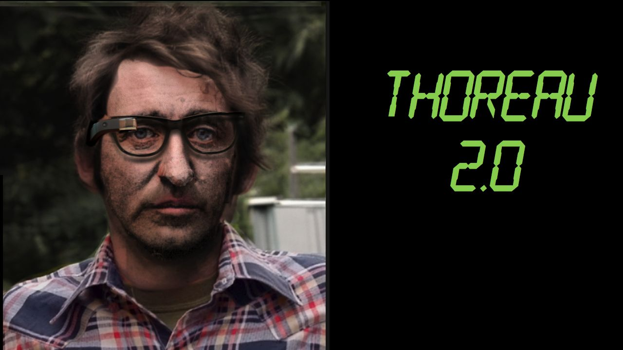 thoreau 2 0 xoxo conference talk so today i want to rebrand thoreau for the internet crowd i wish to present to you thoreau 2 0